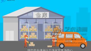 富鹊云-产品演示宣传动画