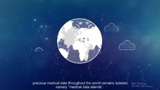 医疗大数据-区域链AE动画