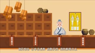 牛黄清感胶囊-医药产品宣传