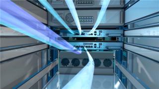 网络服务器防火墙-三维动画