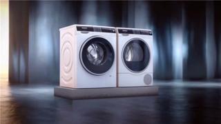 洗衣机-产品广告宣传动画