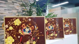 中秋佳节,艺虎动画公司饮水思源回馈客户