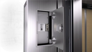 工业机械仿真动画-演示电梯装配过程