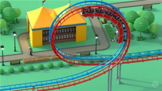 儿童游乐场-影视级别3D动画