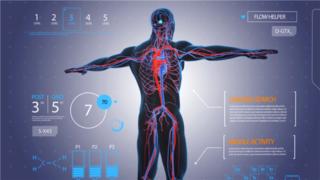 人体模型-三维角色动画演示