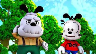 巴布豆-三维角色动画系列片