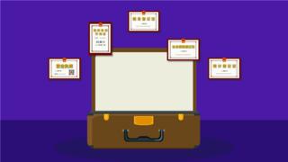 税务改革-五证合一宣传动画