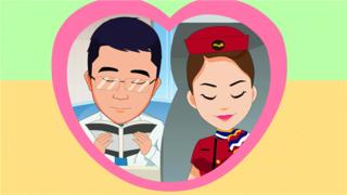 创意婚礼动画-浪漫爱情故事