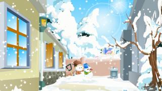 物业管理-卡通故事动画