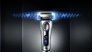 剃须刀-产品广告3D视频