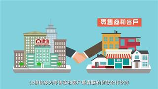 捷信云南公司宣传mg动画